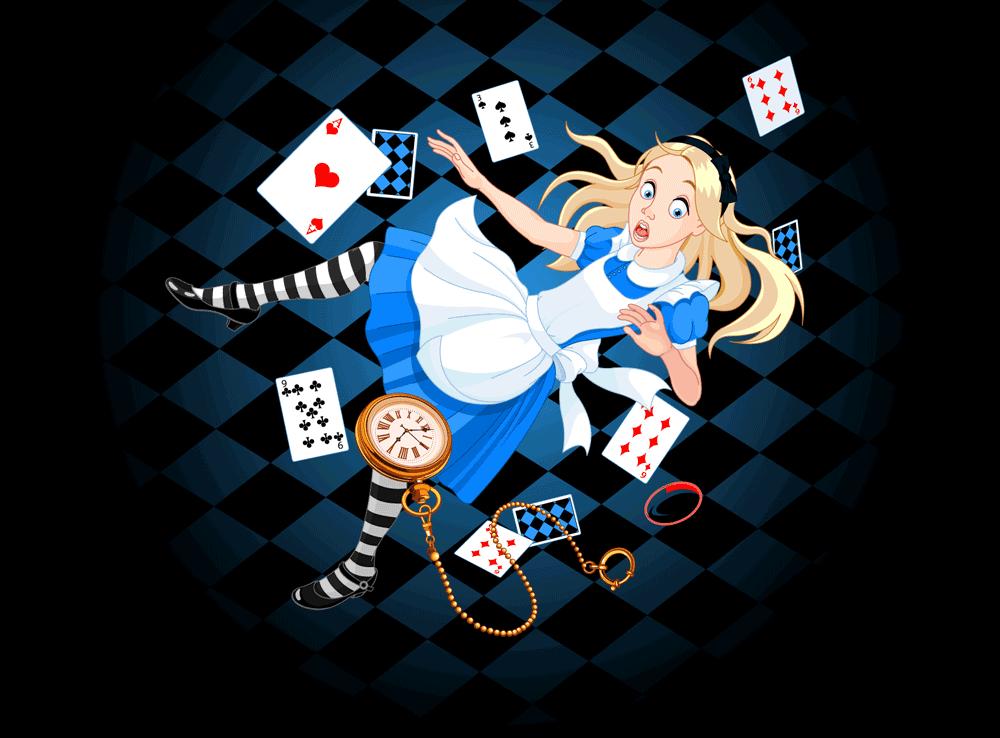 Alice In Wonderland Room Decorating Ideas